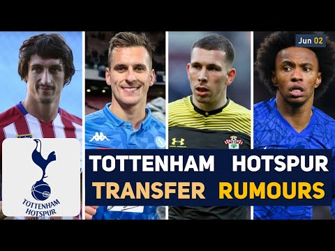 TRANSFER NEWS: TOTTENHAM HOTSPUR TRANSFER NEWS AND RUMOURS UPDATES