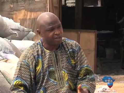 Lagos Turns Rubbish into Money