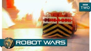 Robot Wars: Series 10 Episode 1 Battle Recaps - BBC Two