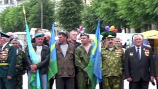 Празднование 25-ти летия возвращения Пограничной службы на Себежские рубежи.