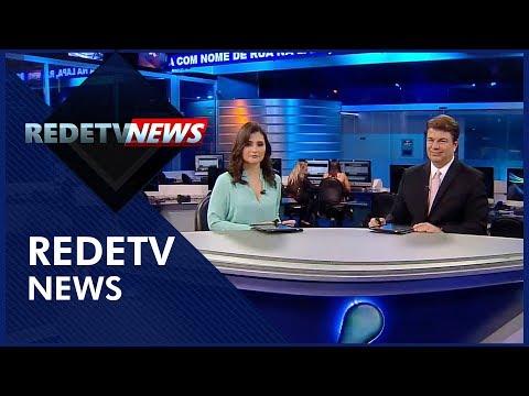 RedeTV News 270719  Completo