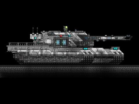 Terraria   Best Tank Build