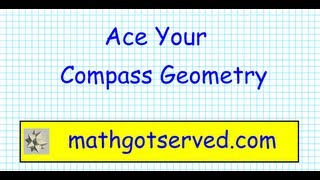 Compass Trigonometry  Placement test ACT community college