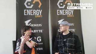 "Energy's Trevor ""kanibalistic"" Morley Interview"