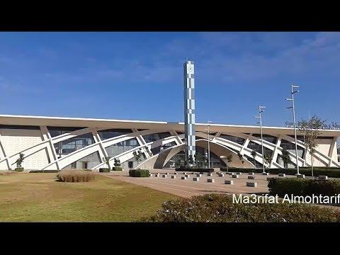 محطة القطار بوجدة الجديدة رووووعة لاتفوتكم  Gare d'Oujda