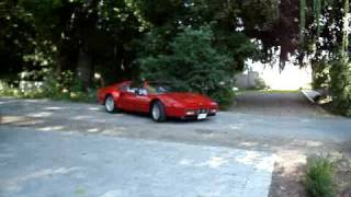 Lights Camera Ferrari Horn Youtube