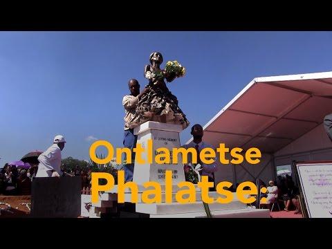 Ontlametse Phalatse's funeral attended by President Jacob Zuma