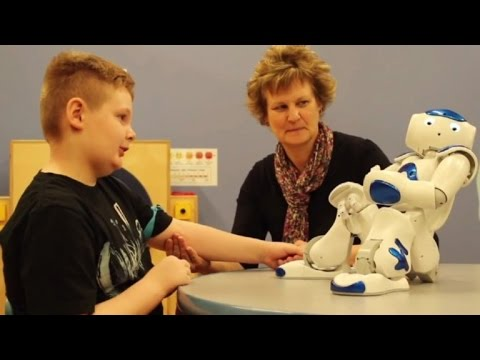 A Robot is Making Doctor Visits More Tolerable for Children