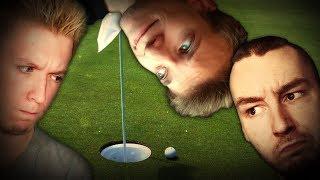 3 Youtuberów, 1 dołek ( ͡° ͜ʖ ͡°) || Golf With Your Friends