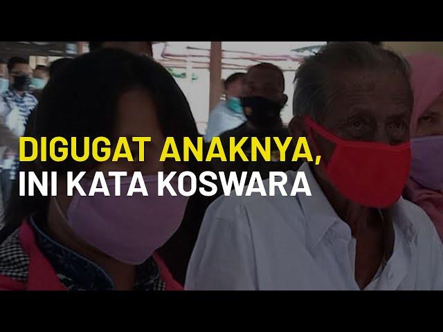 Digugat Rp3 Miliar oleh Anak-anak Kandungnya, Koswara Tetap Beri Maaf: Bapak Sayang Semuanya