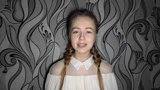 Полина Захарова, 17 лет. Бой Прохоровского поля.