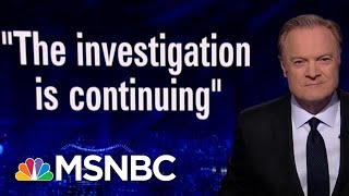 Giuliani Associates Arrested The Investigation Is Continuing  The Last Word  MSNBC