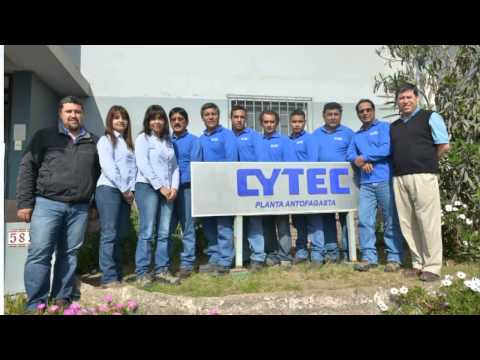 Video de inducción - CYTEC