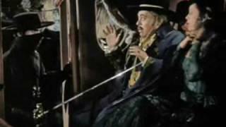 Zorro - Tyrone Power & The Chordettes