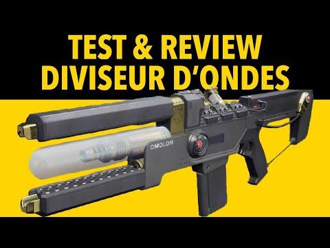 """DESTINY 2 : TEST """"DIVISEUR D'ONDES"""""""