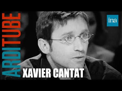 """Xavier Cantat """"Méfaits divers : journal d'un frère""""   Archive INA"""