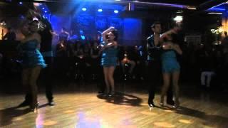 Show Blu Mambo allievi Zero In Condotta