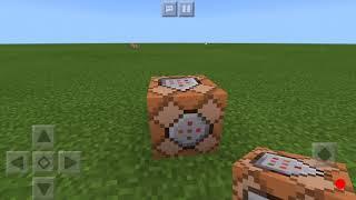 Tutorial cara membuat panah petir menggunakan command block di Minecraft