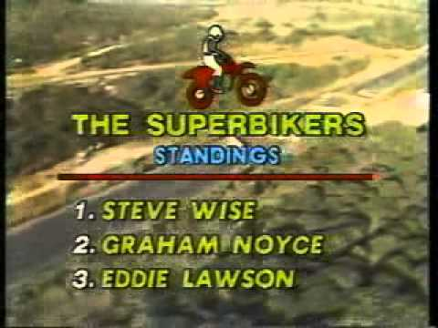 Steve Wise Supermoto Highlights of ABC TV 1981 Wide World of Sports