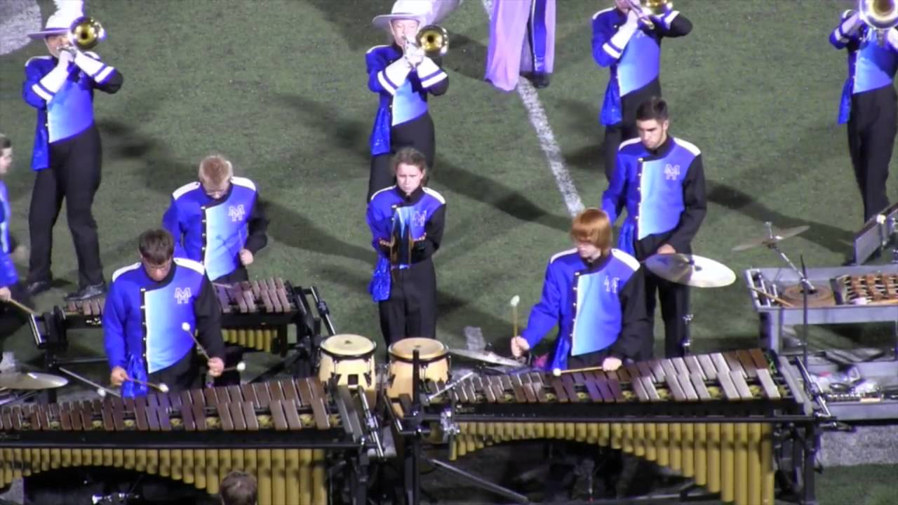 Mountain Home High School Band Performs At Region Vi Assessment