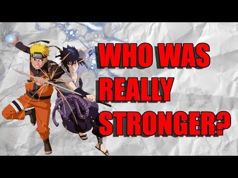 Naruto VS Sasuke | The Honest Truth