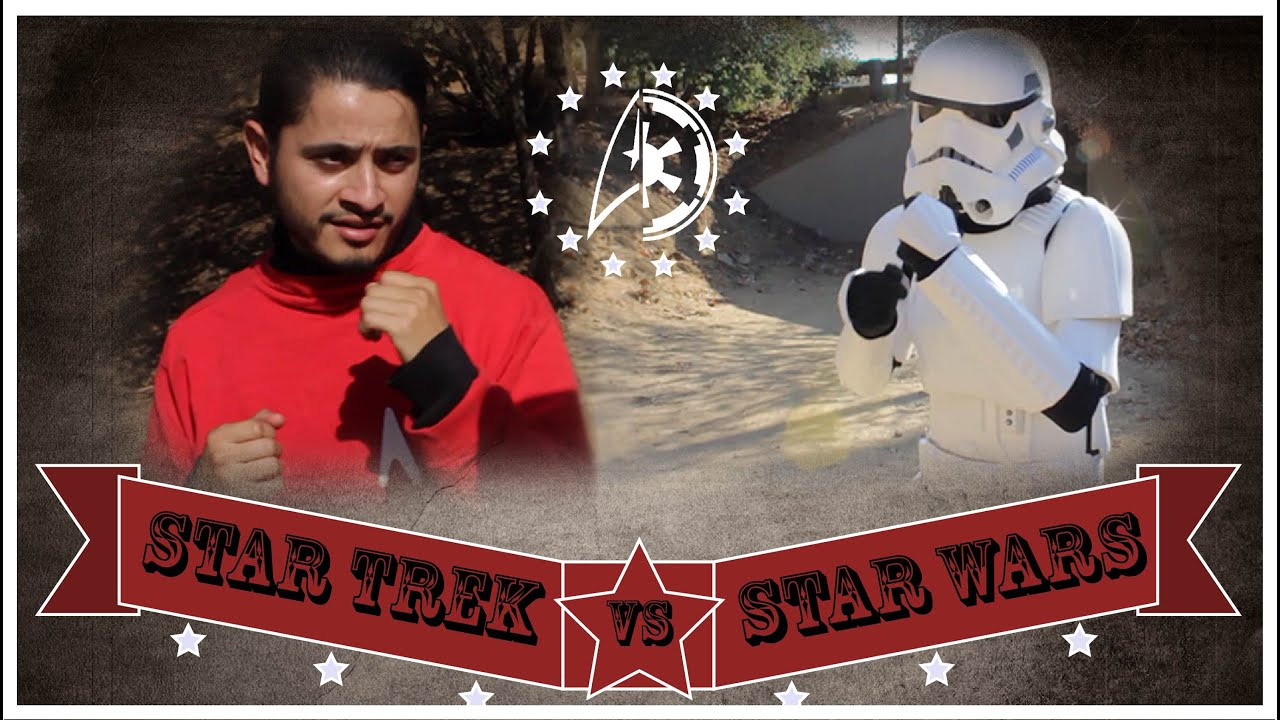 maxresdefault star trek vs star wars red shirt vs stormtrooper youtube