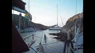50' sailboat in trouble