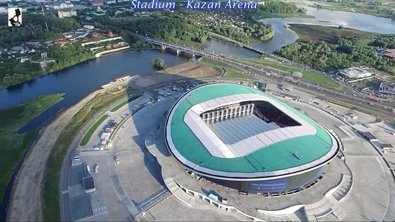 Estadio kaz n arena rusia youtube for Estadio arena