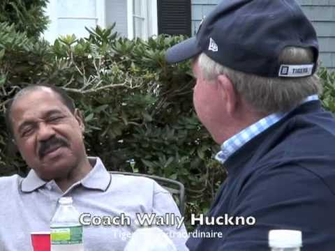 Willie Horton with Wally Huckno (July 24, 2012)