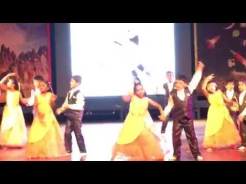 Ruth Chapman 3rd std dance video