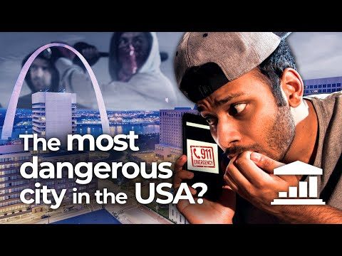 Why has St. Louis become the most dangerous city in the USA? - VisualPolitik EN
