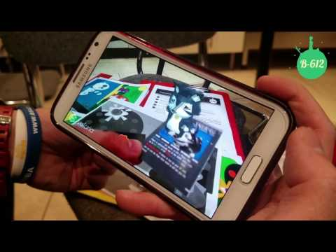 Augmented Reality Products Samples