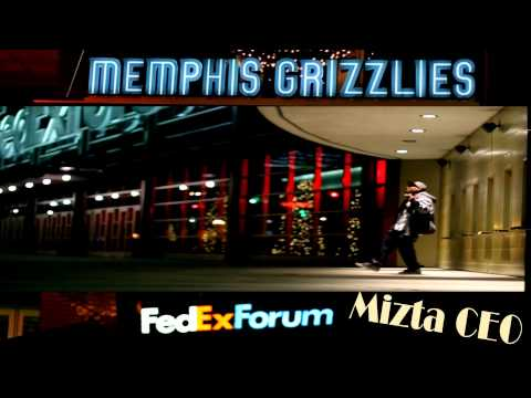 Mizta Ceo - Swag Memphis Grizzly [Unsigned Artist]