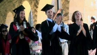 Stanford 2013 Baccalaureate Ceremony Highlights