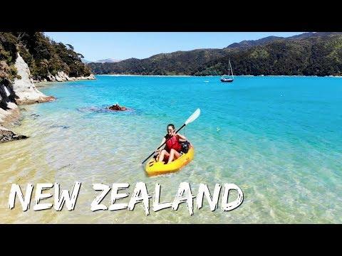 Overnight Kayak Trip In Abel Tasman