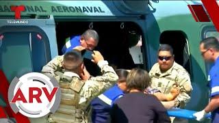 Hallan fosa común con cadáveres de mujer embarazada y 5 hijos en Panamá | Al Rojo Vivo | Telemundo