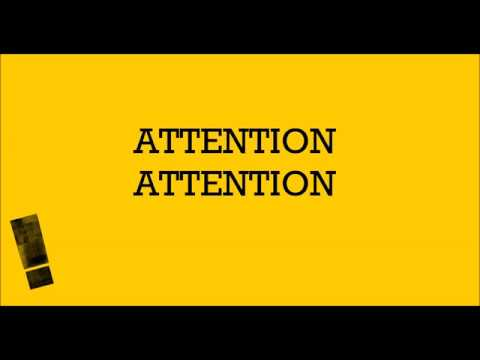 Shinedown - Attention Attention Lyrics