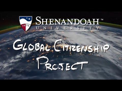 Видео Citizenship essay project