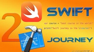 Swift Journey Лекция 2. Функции.