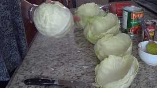 Low Carb Cabbage Rolls With Bacon
