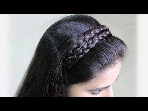 Quick & Easy Braided Hairstyles Tutorial