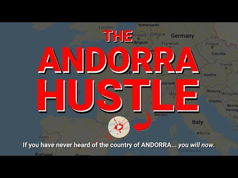 The Andorra Hustle - Full Documentary - by Eric Merola (Censored by Amazon Prime after 6 days)