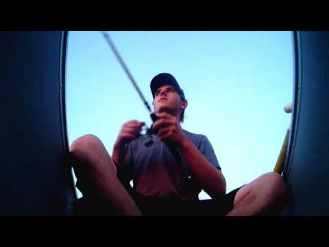 Canoe Fishing On Christie Lake Ont.