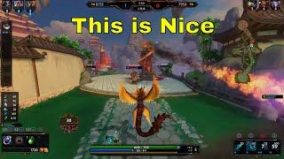 Paragon of Luck vs. Diety of Bad Luck - Smite