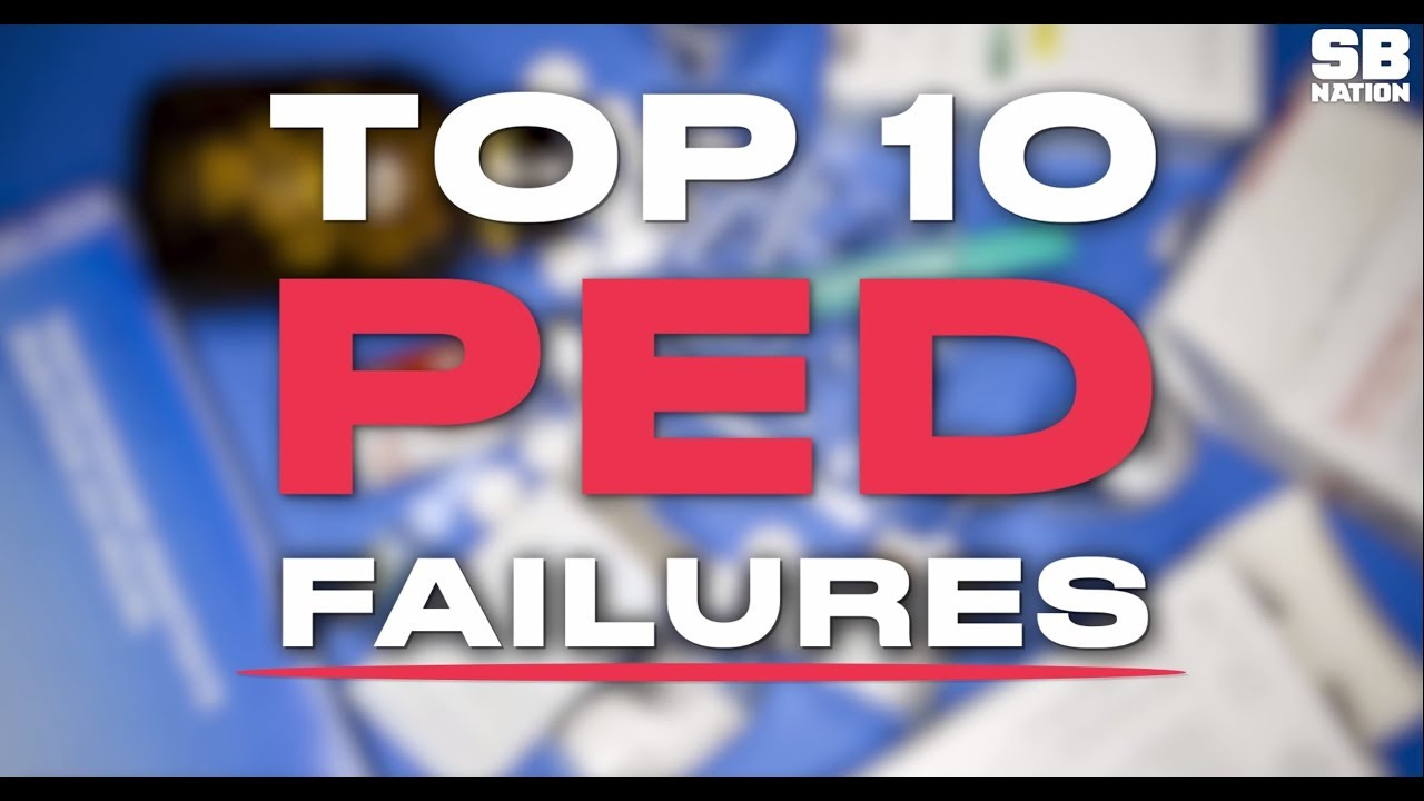 10 failures in history
