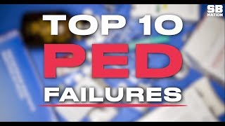The 10 Worst PED Fails in MMA History