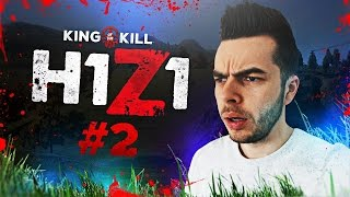 PATIENCE IS KEY | H1Z1 King of the Kill #2