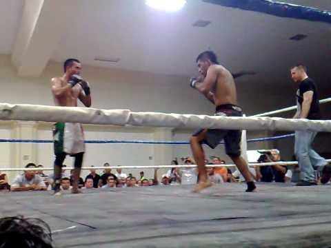 Lupillo Vs Christian Jimenez (round 2)