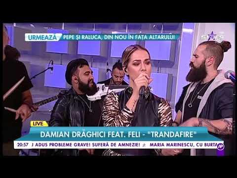 """Damian Drăghici feat. Feli - """"Trandafire"""""""