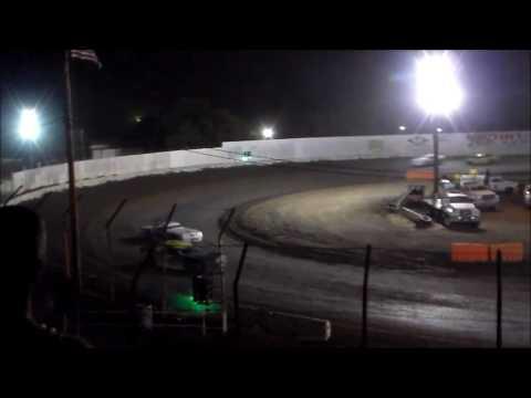 Barona Speedway - Street Stock Main Event 6/17/17